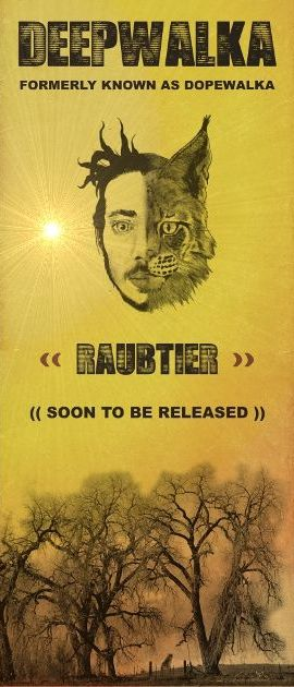 RAUBTIER - SOON TO BE RELEASED